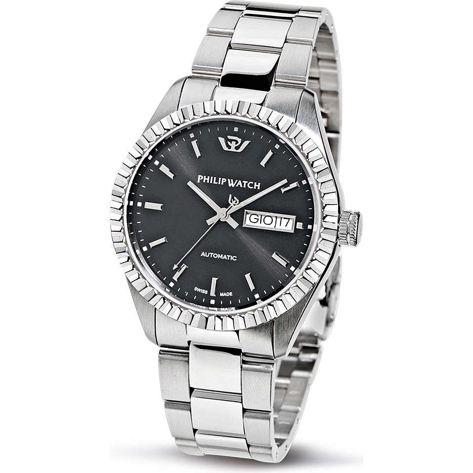 orologio meccanico uomo Philip Watch Caribe