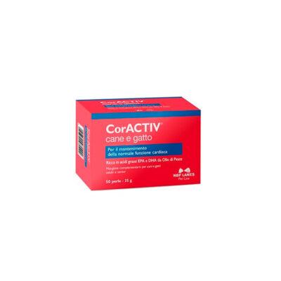 CORACTIV (50 perle) – Combatte le patologie cardiache