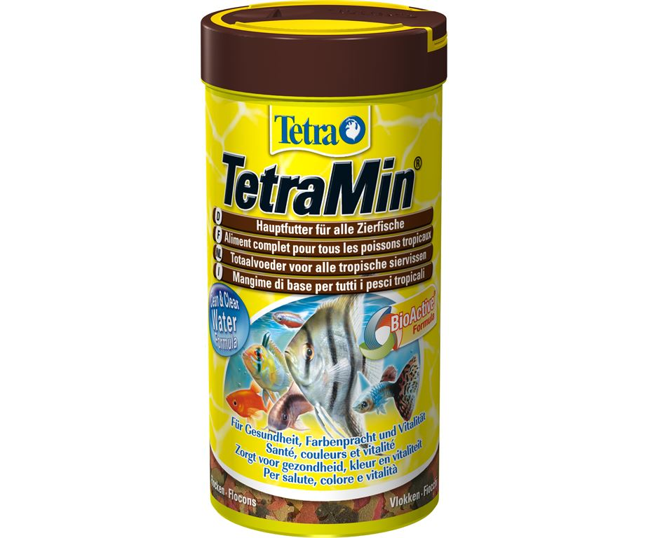 TetraMin CON DOSATORE 250ML