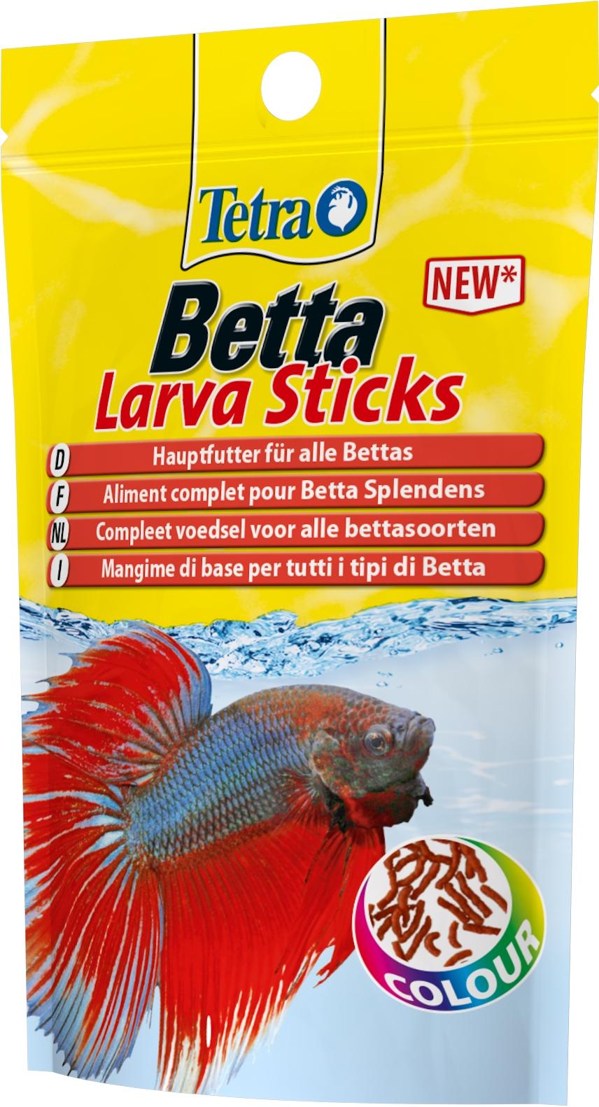 Tetra Betta LarvaSticks 5gr