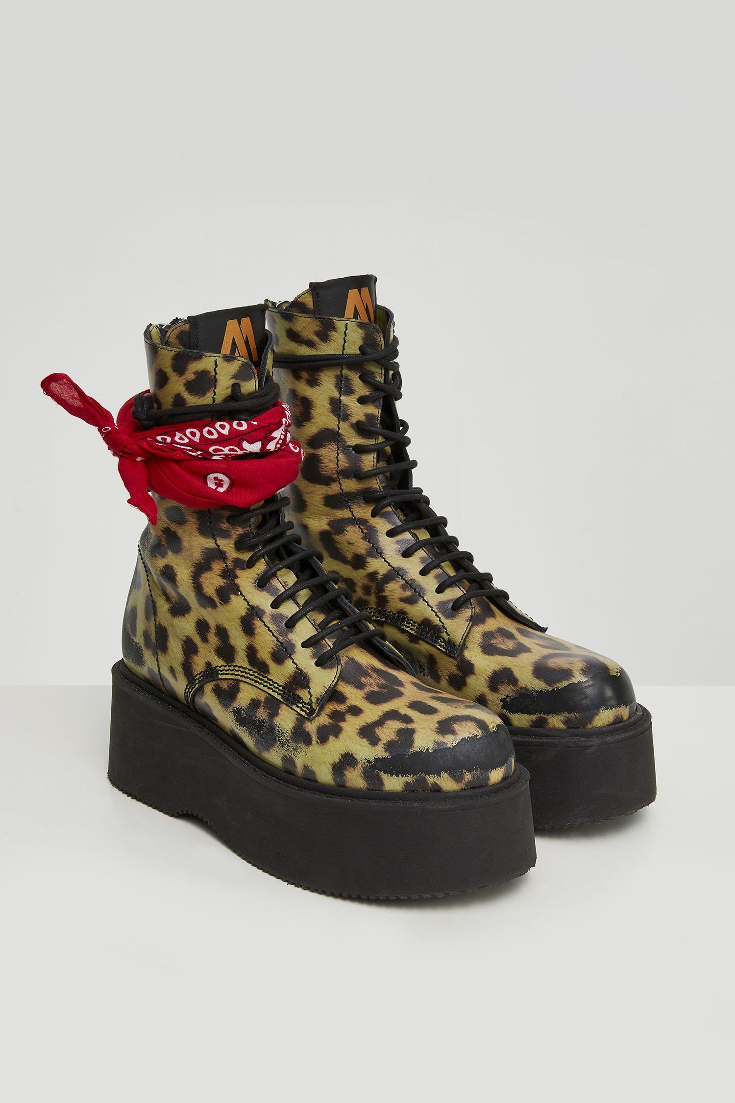 Anfibio Boston Boots maku Aniye By