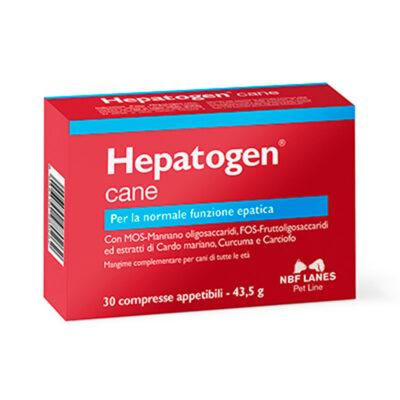 HEPATOGEN CANE (30 cpr) – Contro l'insufficienza renale cronica