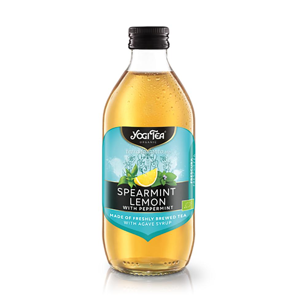 Bevanda ready to drink - spearmint lemon Yogi tea