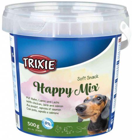 Soft Snack Happy Mix Trixie  500gr
