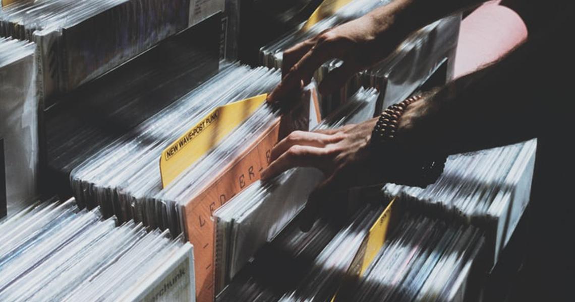 Italian collectible vinyl