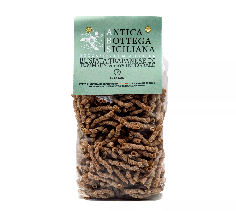 Busiata trapanese di grano antico