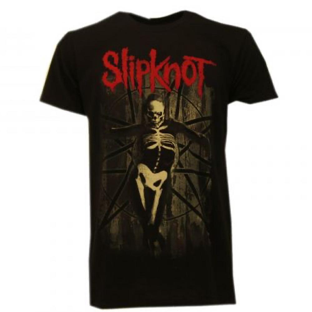 T-Shirt Slipknot taglia XS S M L XL XXL