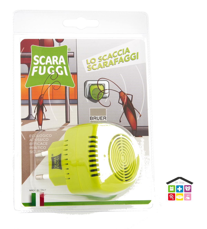 SCARAFUGGI® SCACCIA SCARAFAGGI E BLATTE ELETTRONICO