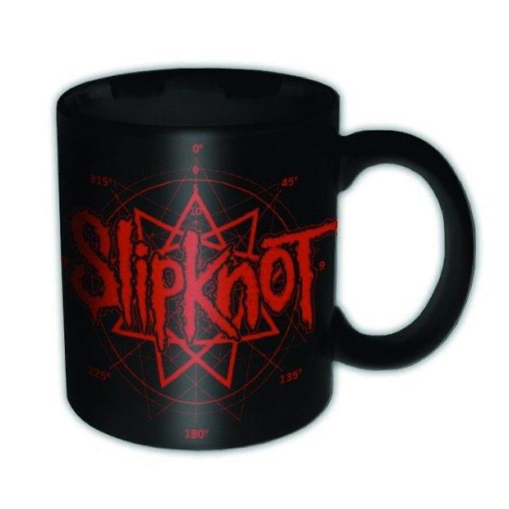 Tazza mug Slipknot originale rock uso alimentare