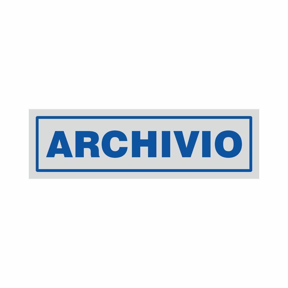 Adesivo Archivio