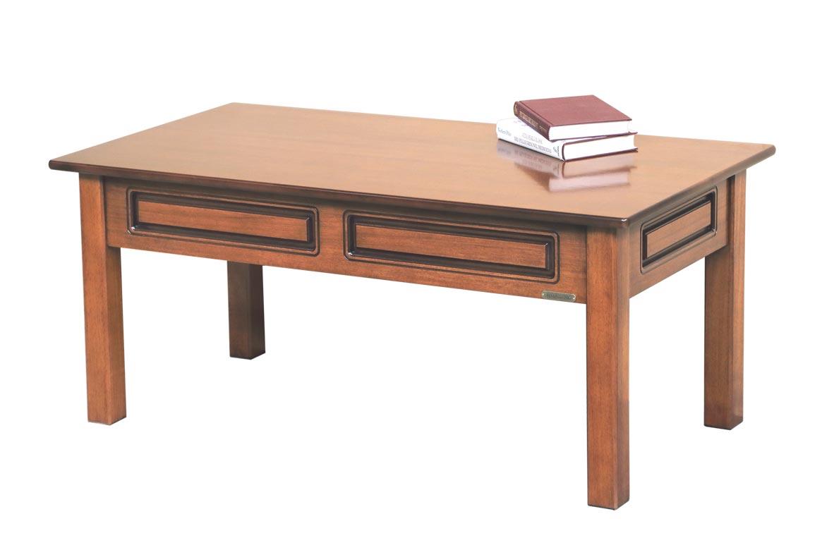 Living room rectangular coffee table