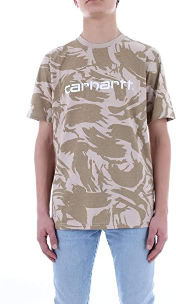 T-Shirt Carhartt Camo Stain