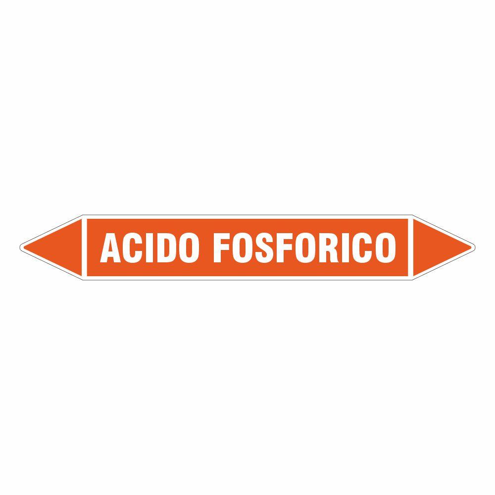 Adesivo per tubazioni Acido fosforico