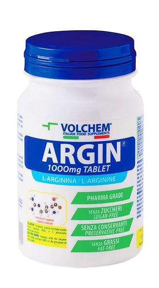 ARGIN ® ( l - arginina )