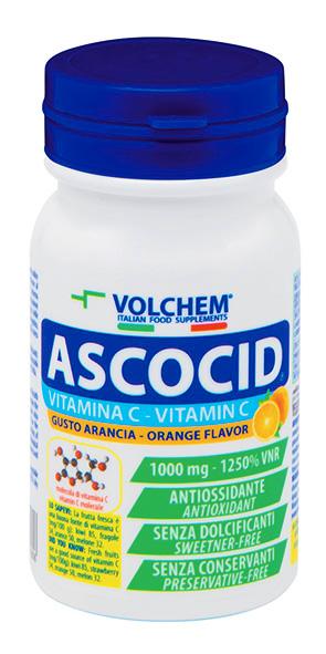ASCOCID ® ( vitamin C ) - tablet