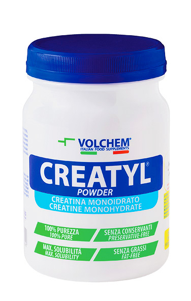 CREATYL ® POWDER ( creatina pura in polvere ) 300g