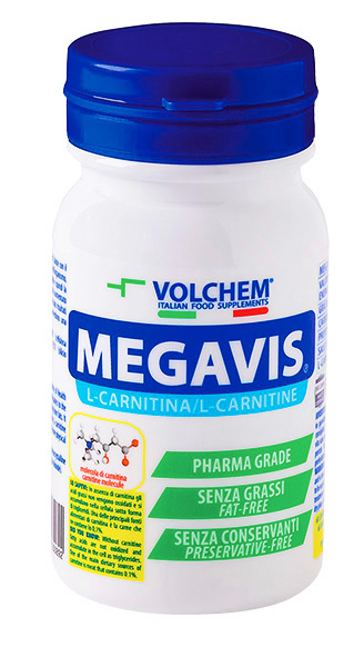 MEGAVIS ® ( l - carnitina )