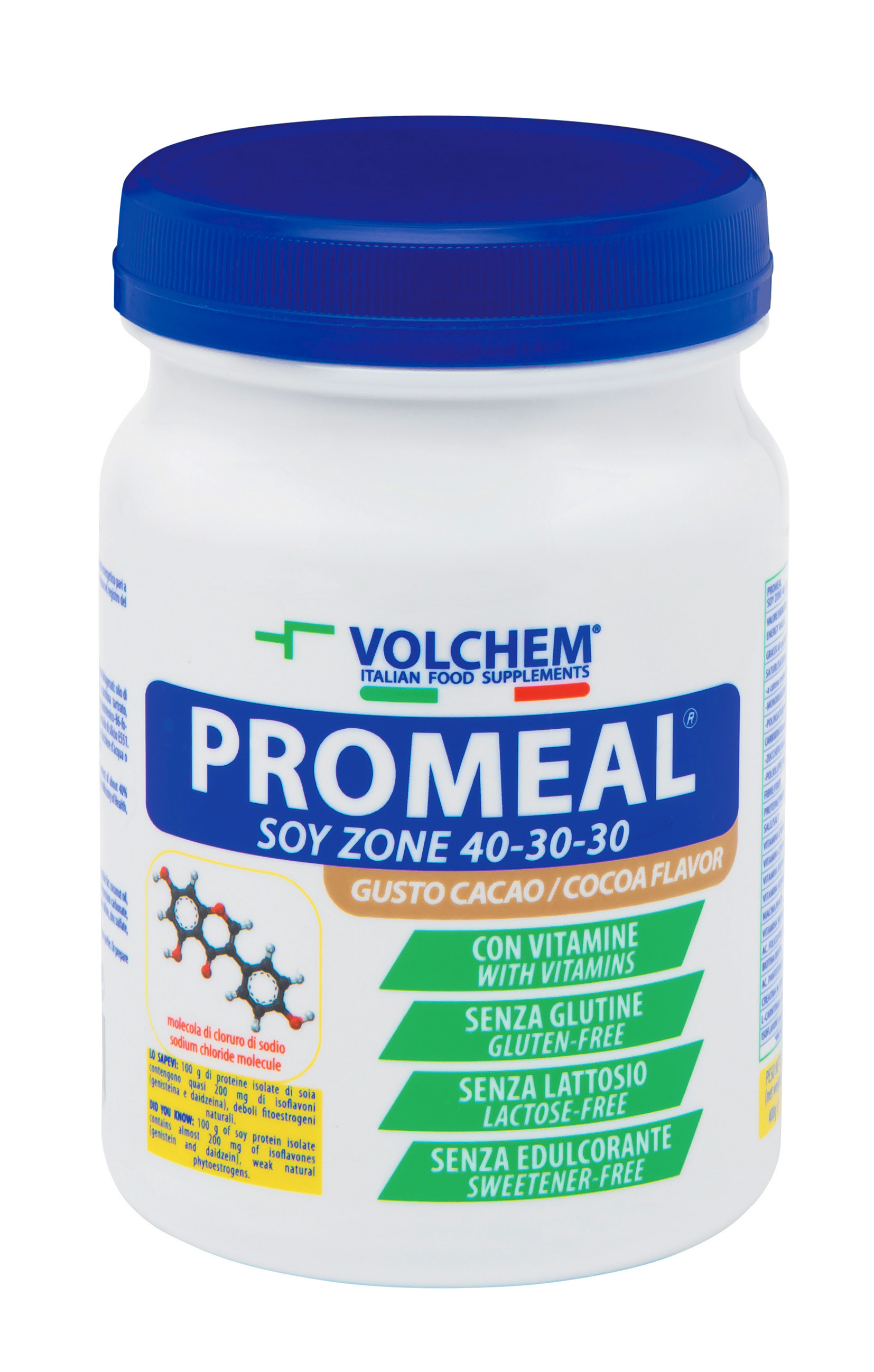PROMEAL ® SOY ZONE 40-30-30  400g