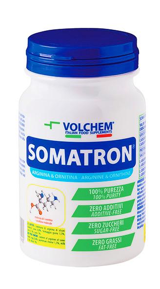 SOMATRON ® ( arginina e ornitina )
