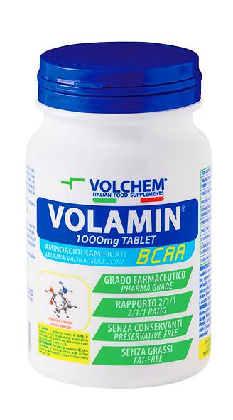 VOLAMIN ®  ( aminoacidi ramificati - bcaa ) - compresse