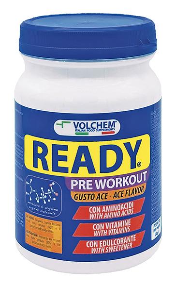 READY ® barattolo ( pre - workout ) 420g polvere