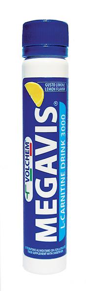 MEGAVIS ® DRINK 3000 ( l - carnitina ) 25ml