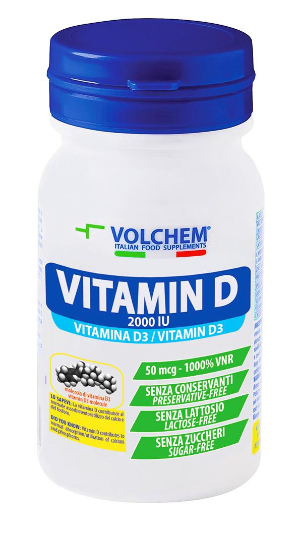 VITAMIN D 2000 IU ( vitamina D3 )
