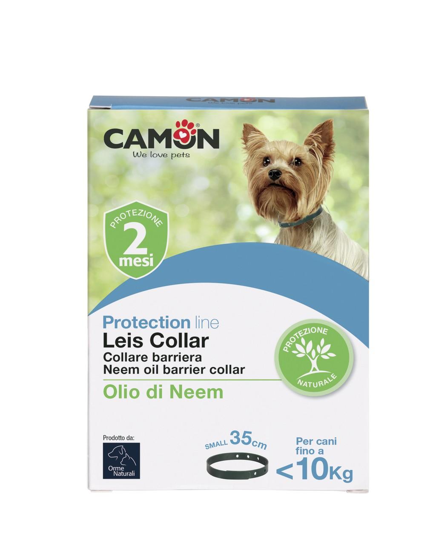 Leis Collar - Collare Barriera all'olio di Neem - small Camon