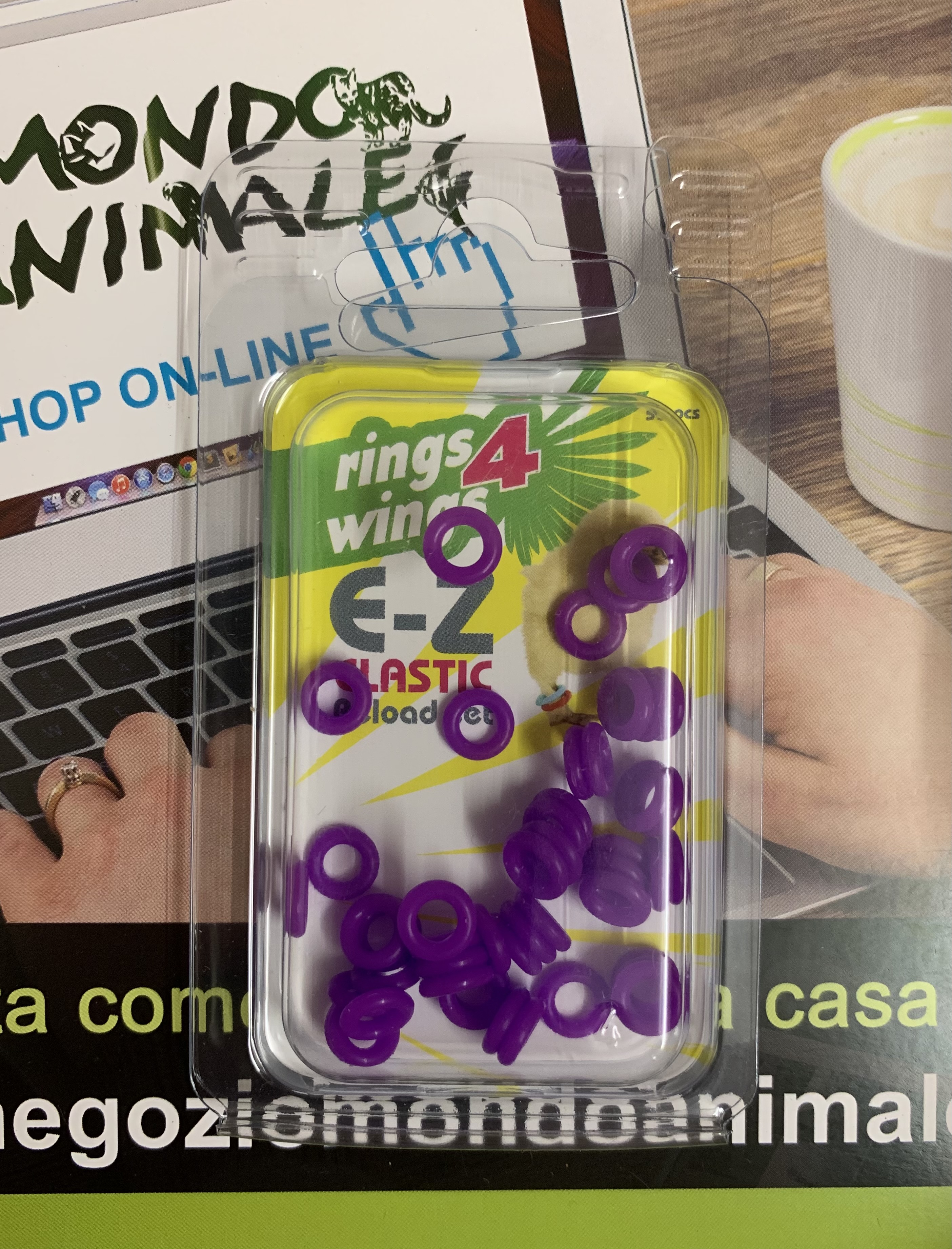 E-Z ELASTIC Reload set diamentro 4.5 cliccare sulla foto per i colori