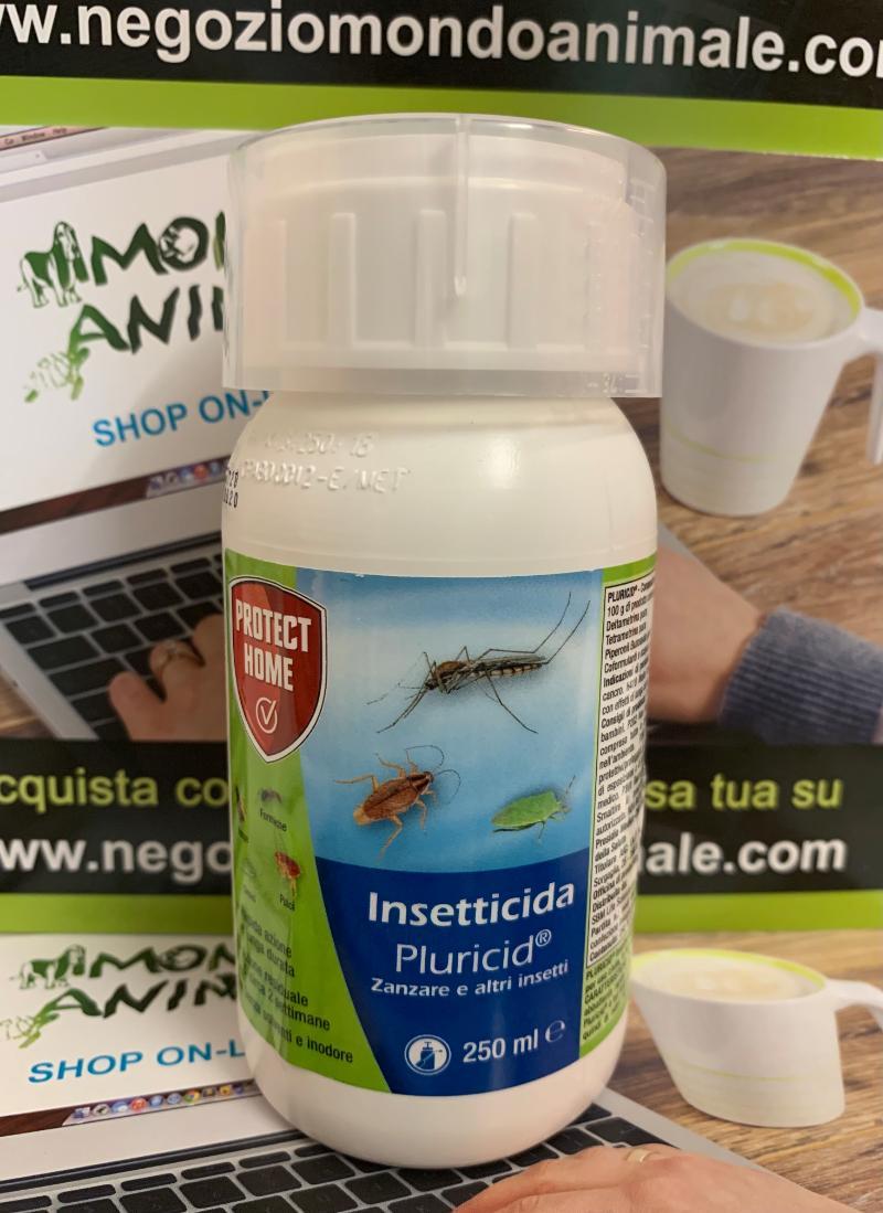 INSETTICIDA PLURICID 250ml