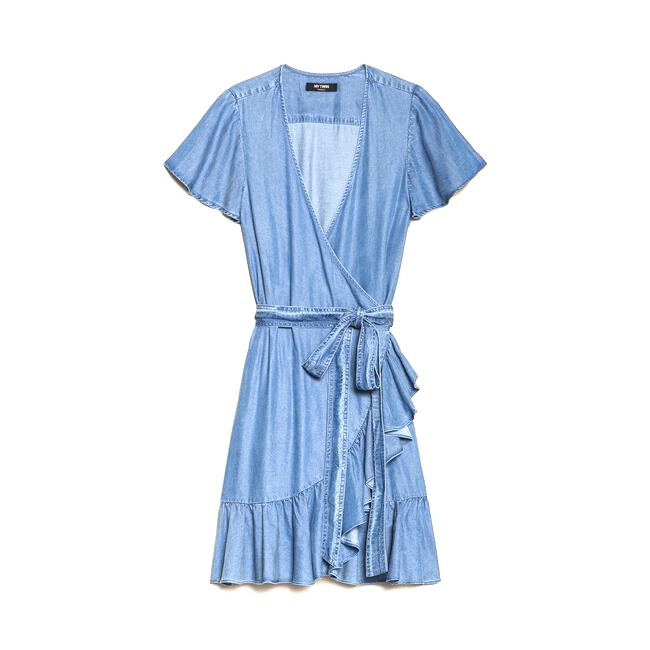 Abito in jeans - TWIN SET