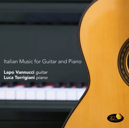 ITALIAN MUSIC FOR GUITAR AND PIANO