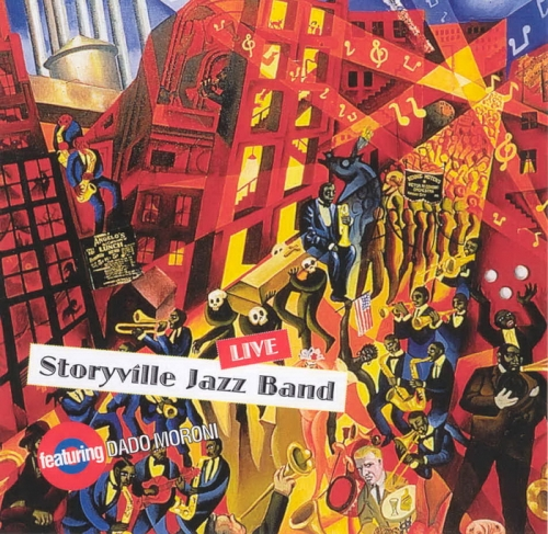 STORYVILLE JAZZ BAND - VLHD HIGH QUALITY