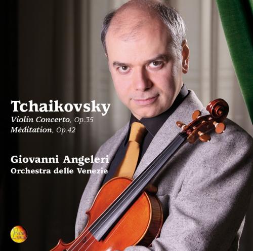 Tchaikovsky: Violin Concerto, Op. 35, Méditation, Op. 42