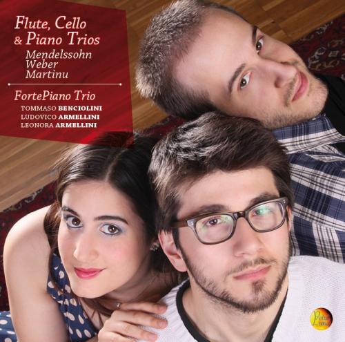 FLUTE, CELLO & PIANO TRIOS