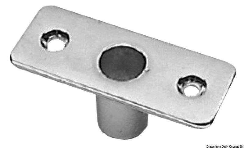 Boccola per Scalmi 60x35mm - Osculati
