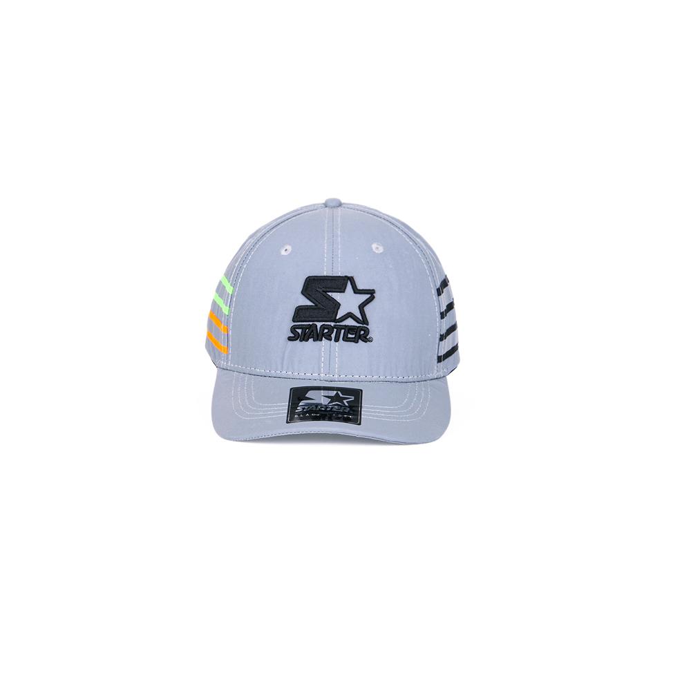 Starter® Caps Unisex: SILVER