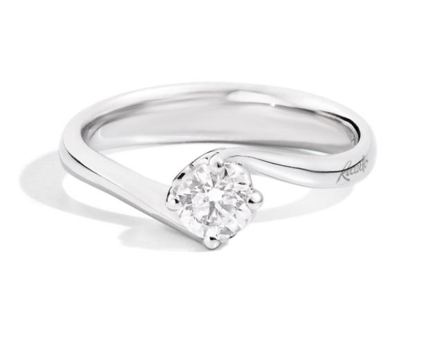 ReCarlo Anello Anniversary - Valentin, Diamante ct. 0,19