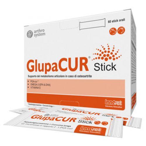 GLUPACUR 60 stick - Supporto del metabolismo articolare