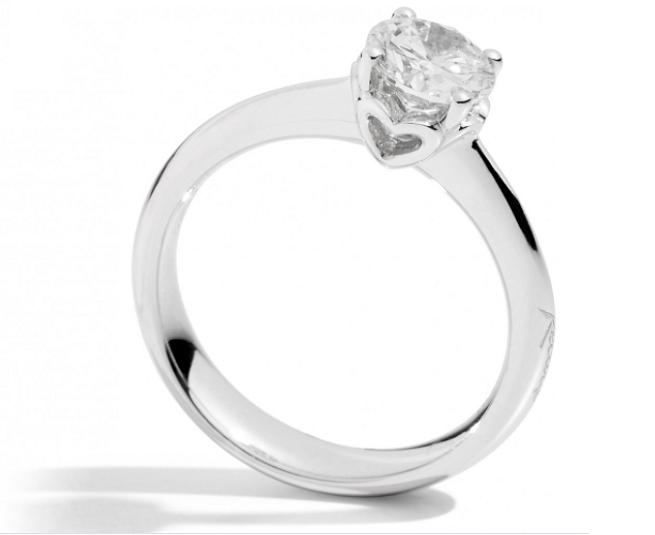 ReCarlo Anello Anniversary - Diamante ct. 0,24
