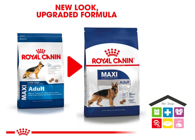 Royal Canin Maxi Adult / 15 Kg