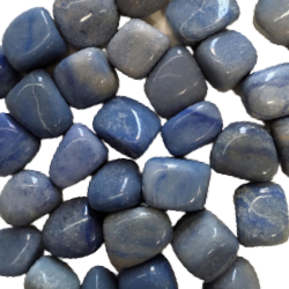 Quarzo azzurro pietra Acquario