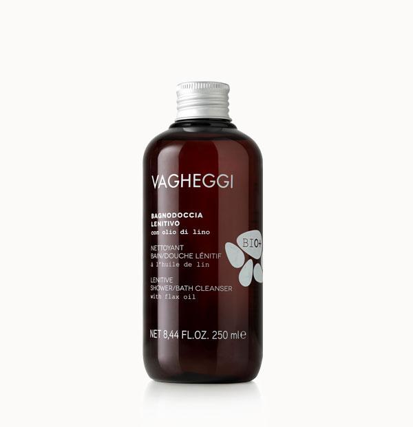 BIO+ Bagnodoccia Lenitivo con olio di lino