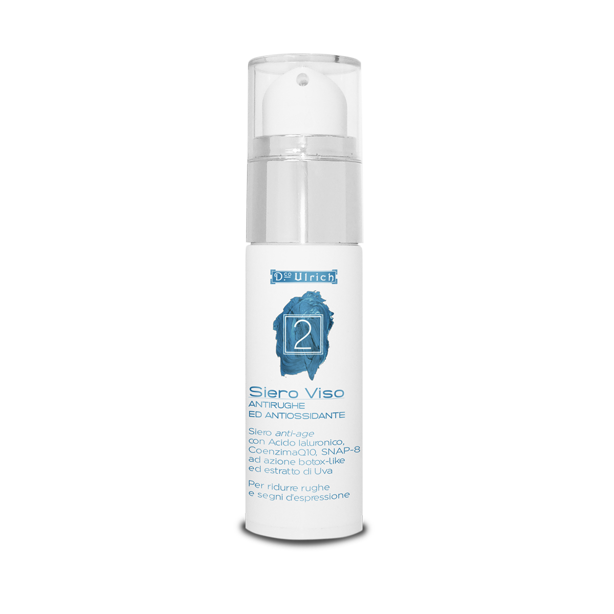SIERO VISO 30 ML ANTI-AGE EFFETTO BOTOX LIKE CON ACIDO IALURONICO - COENZIMA Q10 - SNAP - 8