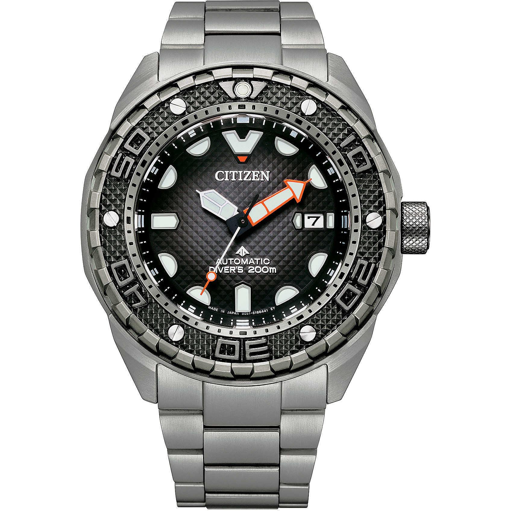 Citizen orologio meccanico uomo Citizen Promaster