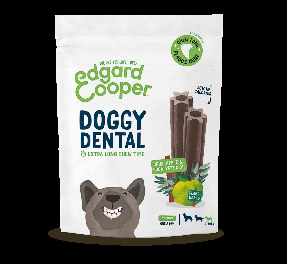 EDGARDCOOPER DOGGY DENTAL SMALL 105GR