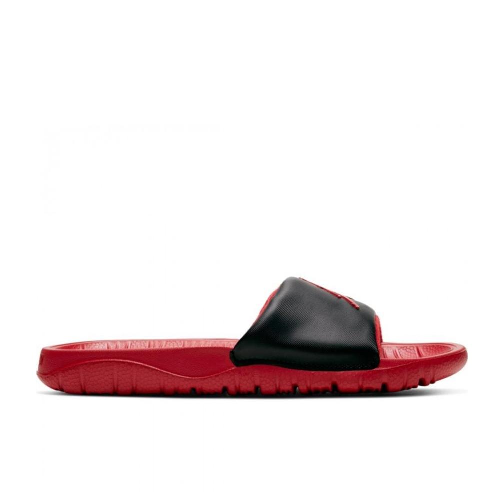 Jordan Break Side Ciabatta Red/Black