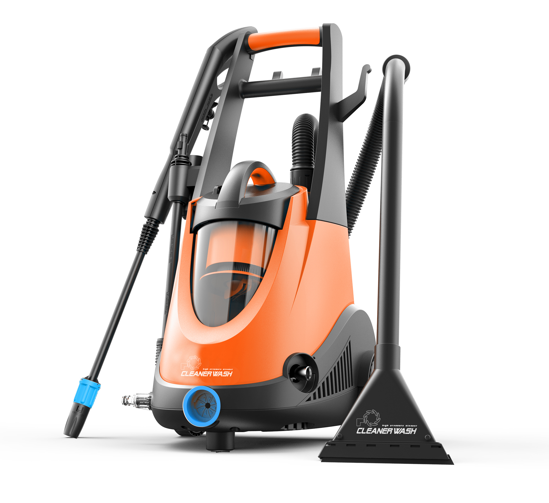 CLEANER WASH Idropulitrice/Aspiraliquidi 100Bar