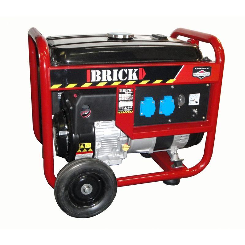 BRICK BGBS3500 Gruppo elettrogeno 3KW B&S