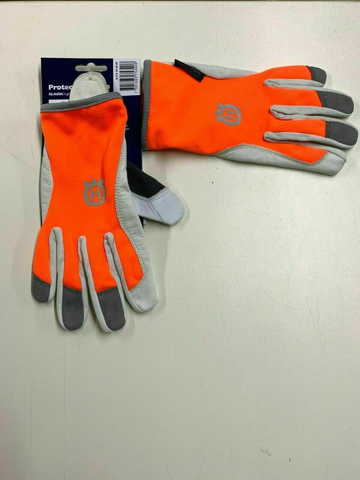 Guanti da lavoro Husqvarna protective Gloves Classic Light in pelle